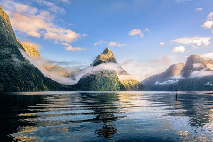Australia New Zealand All Inclusive Milford Sound